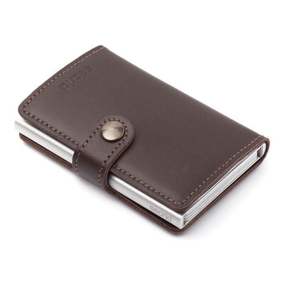 Original Dark Brown Secrid Original Mini Wallet