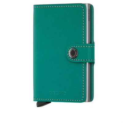 Original Emerald Secrid Original Mini Wallet