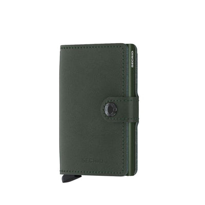 Original Green Secrid Original Mini Wallet