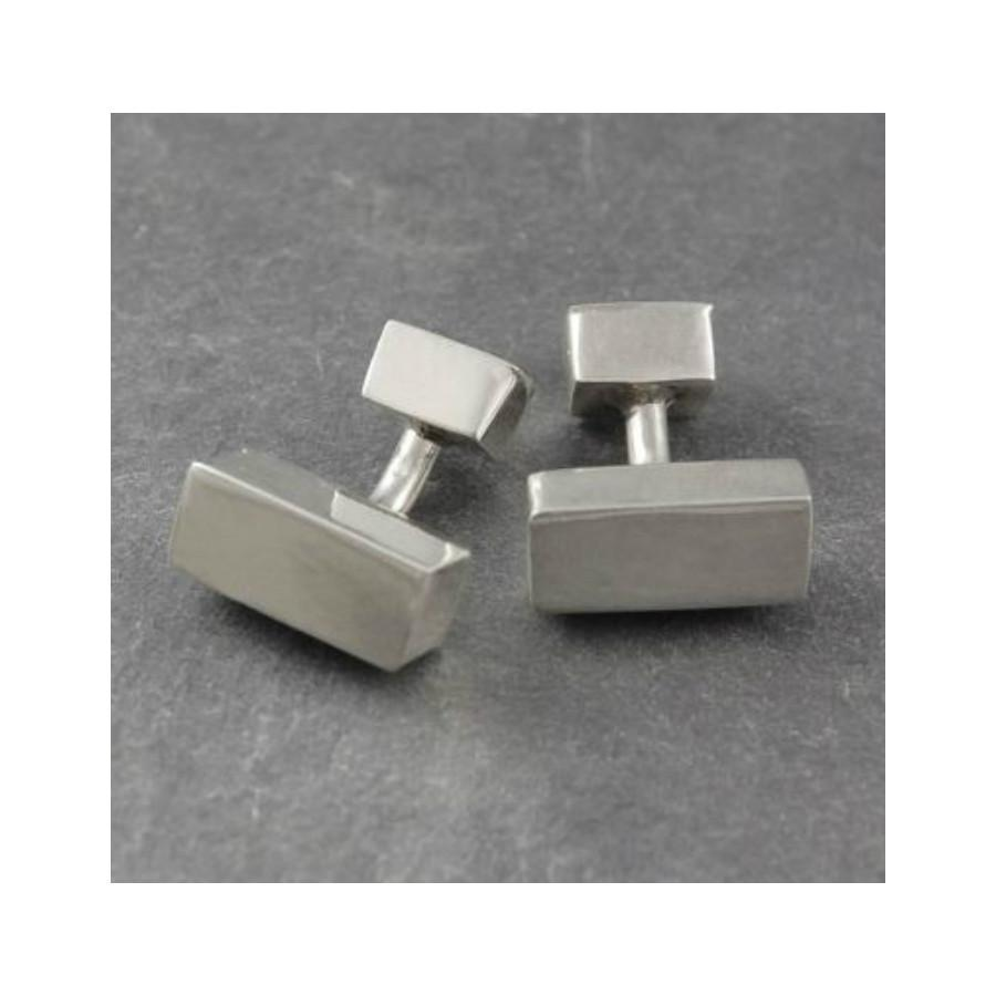 Otis Jaxon Rectangular Cufflinks
