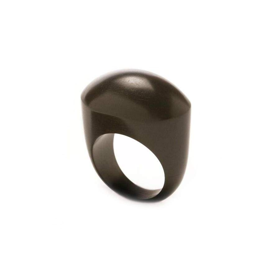 Oval Ring | Blackwood