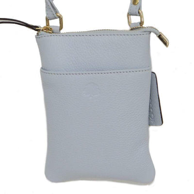 Pale Blue Pouch bag ST57