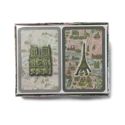 Paris 1910 Bridge Playing Cards
