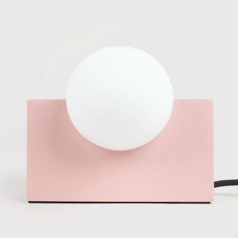 Pink Form Light - Rectangle