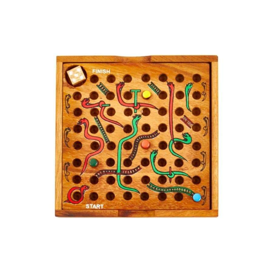 Planet Finska Snakes & Ladders