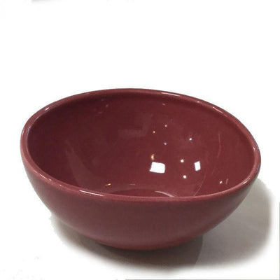 Raspberry Zekiah Small Taste Bowl
