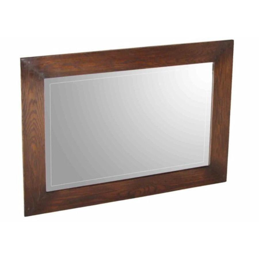 Rectangle Mirror Bevelled glass | Cranfields Wellington