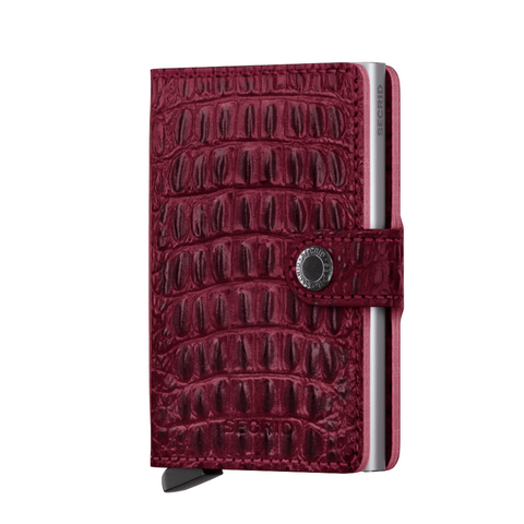 Red Secrid Nile Mini Wallet