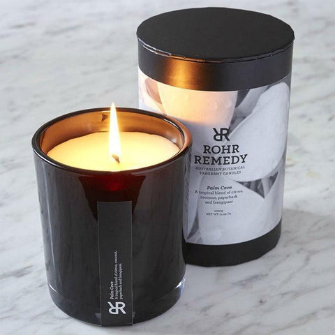 Rohr Remedy Palm Cove Candle
