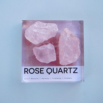 Rose Quartz Pack