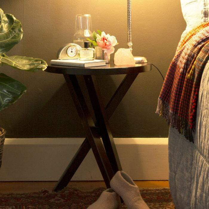 Santa Fe Side Table in Oak