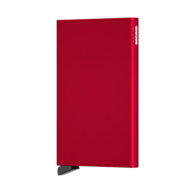 Secrid Card Protector | Red
