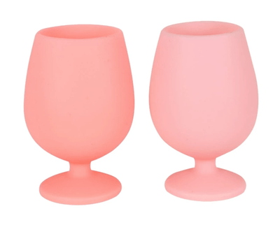 Silicone Wine Glass | set of 2