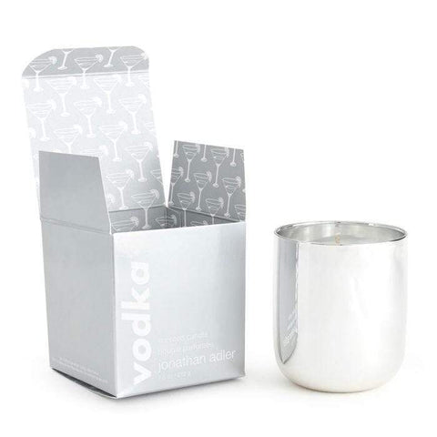 Silver Pop Candle - Vodka