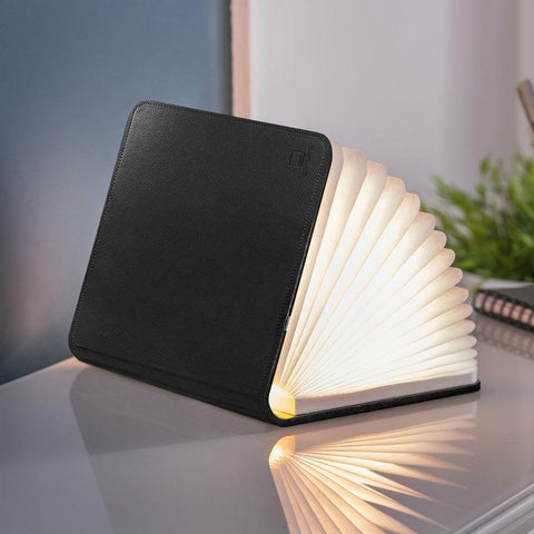 Small Smart Book Light | Leather