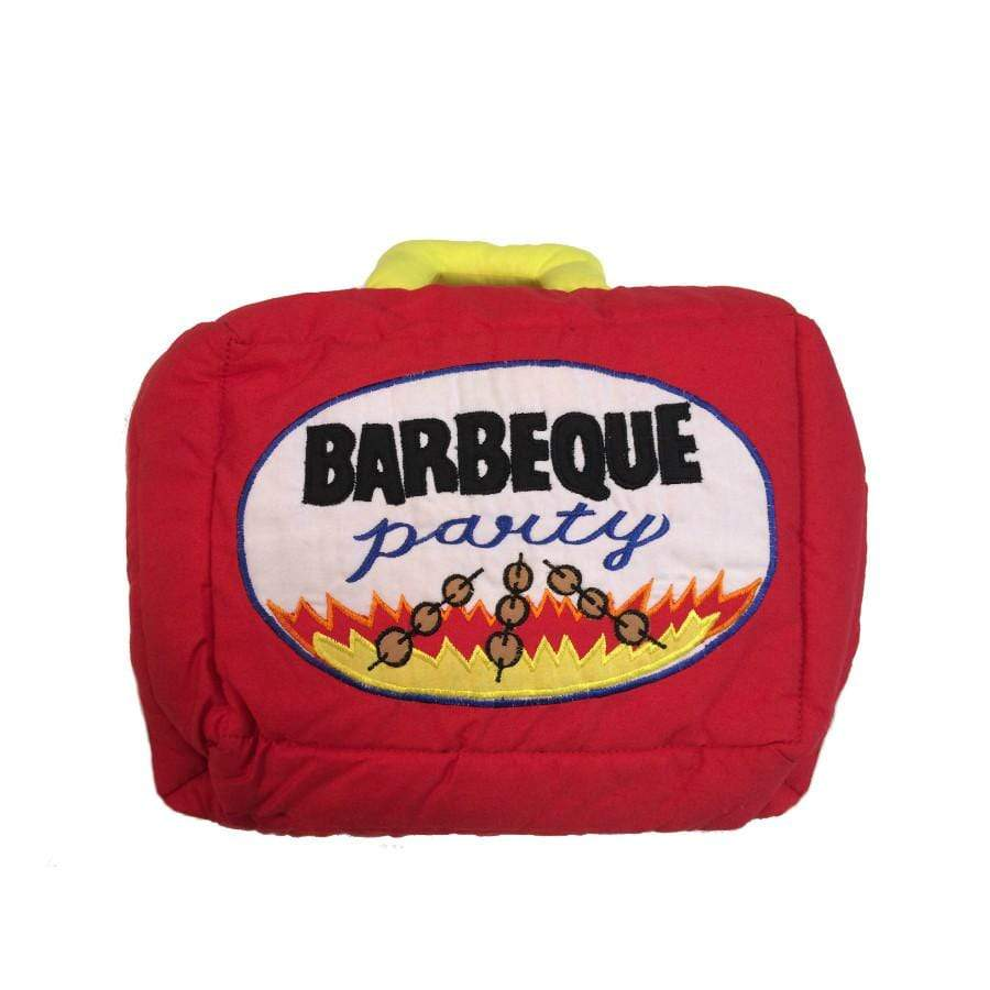 Soft BBQ Play Set