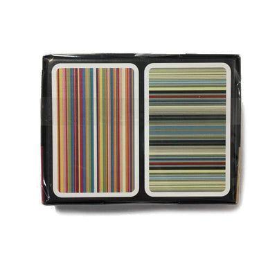 Stripes Bridge Playing Cards