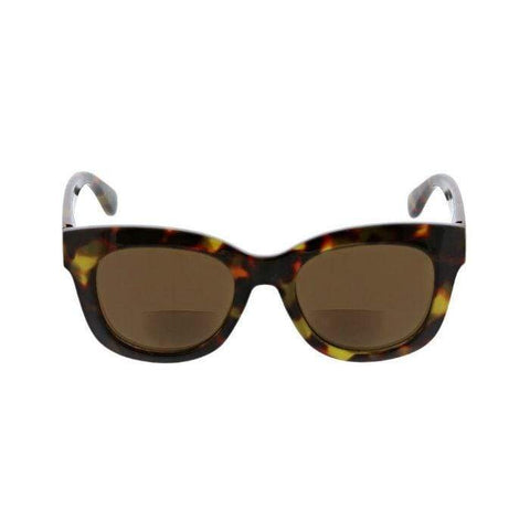 SUN Peepers - Center Stage Bifocal - Tortoise