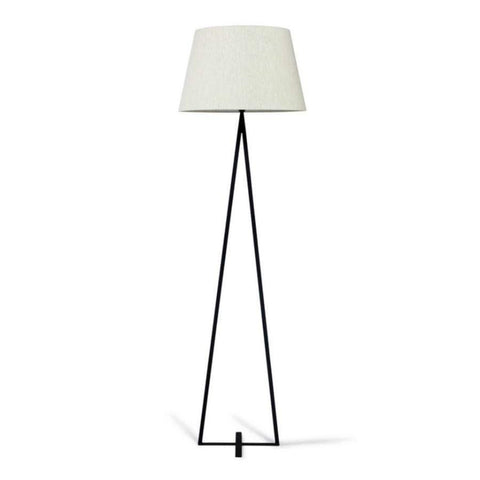 Triangle Floor Lamp Base