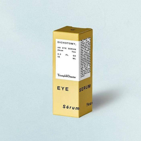 Triumph and Disaster - Dichotomy Eye Serum 15ml