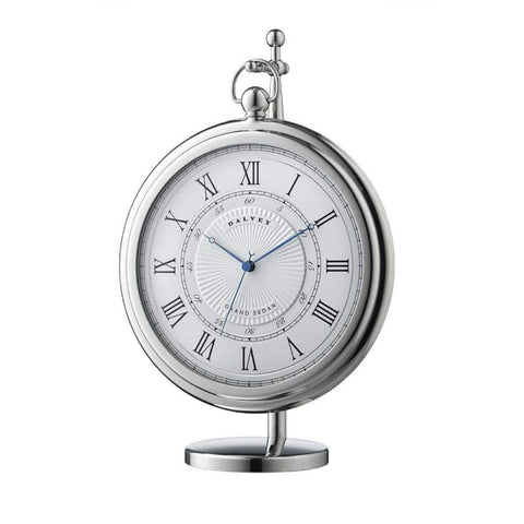 White Dalvey Grand Sedan Clock