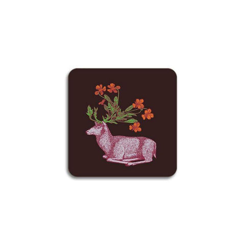 Wildlife Coaster - Deer