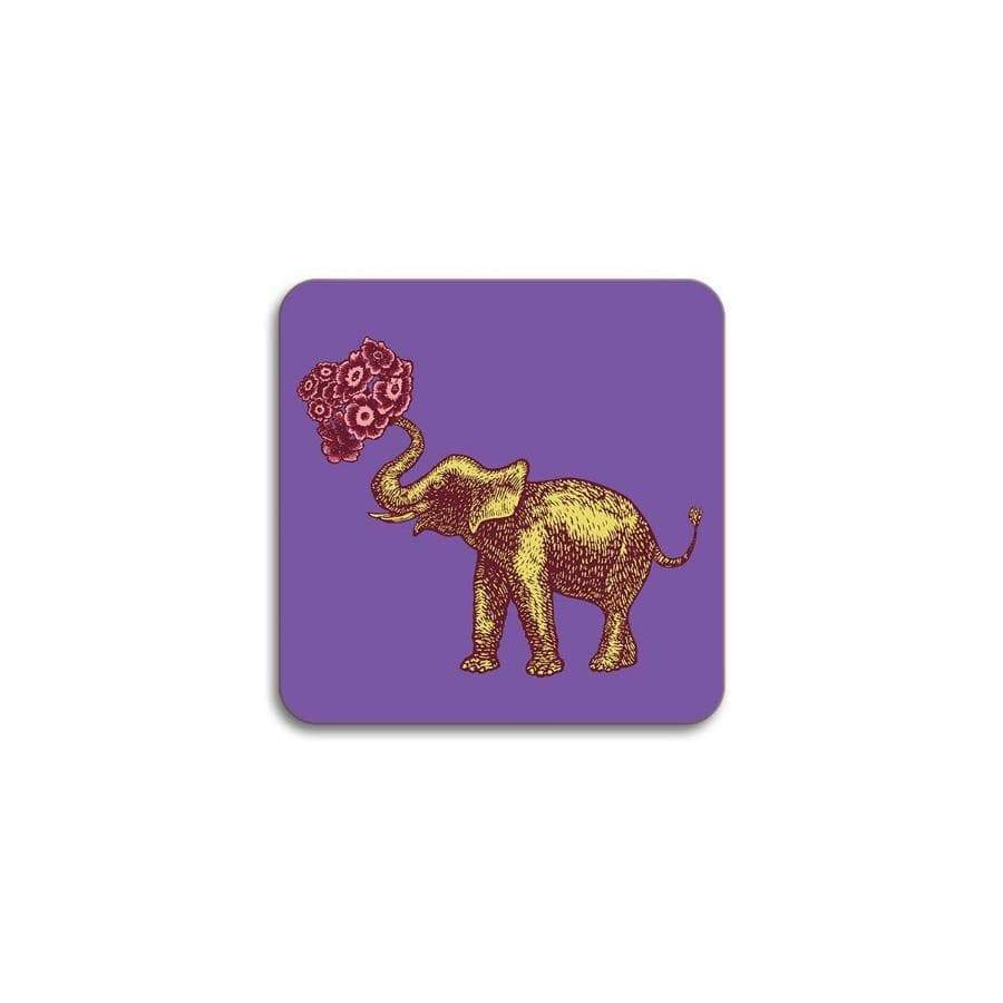 Wildlife Coaster - Elephant