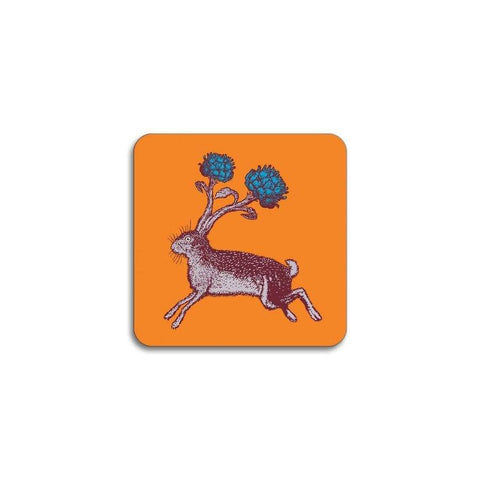 Wildlife Coaster - Hare
