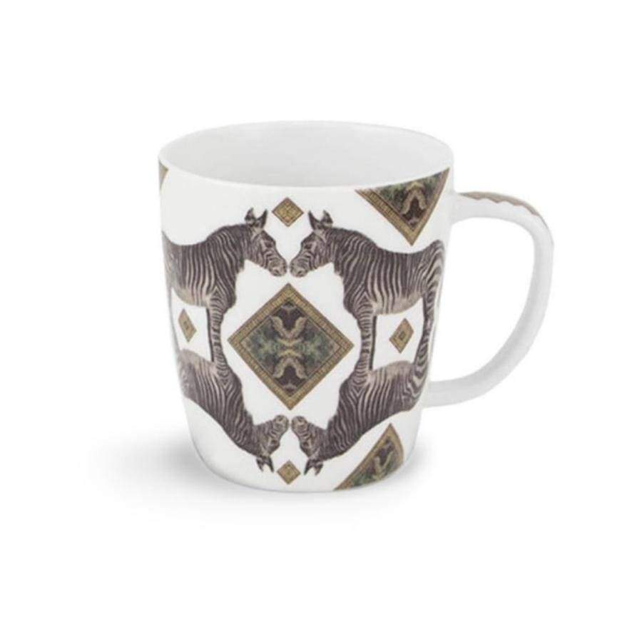 Wildlife Zebra Mug