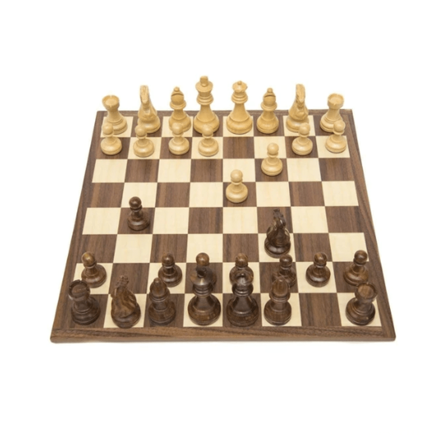 Wooden Chess Set Medium