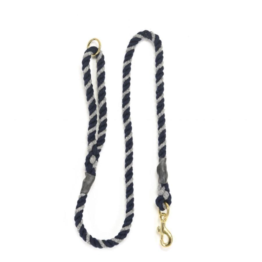 Wool Rope | Dog Lead | Navy