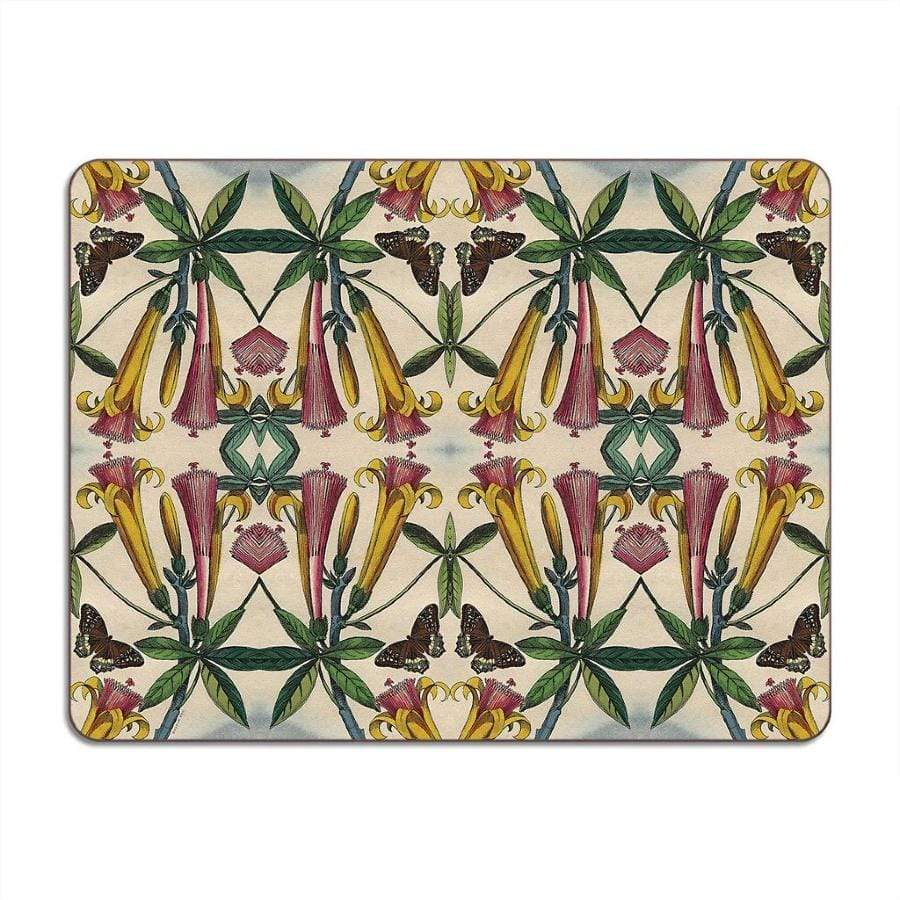 Yellow Flower Table Mat