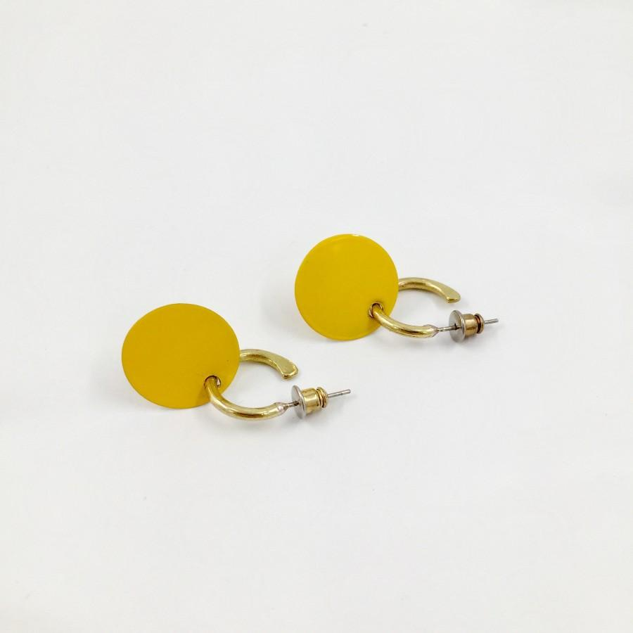 Yolk Akusama Earrings