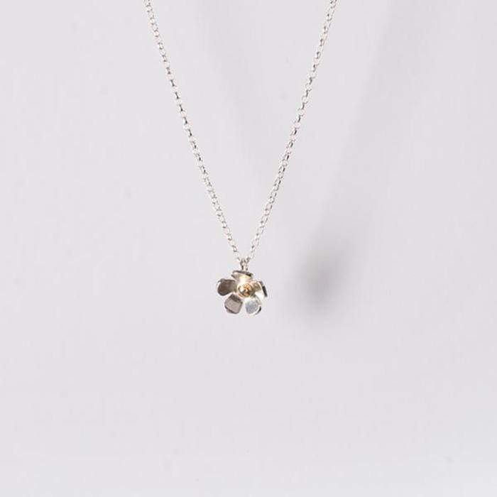 Zoe Porter Daisy Charm Necklace
