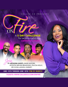 On Fire: 5 Day Challenge