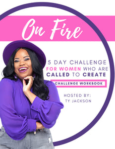 On Fire Challenge Workbook