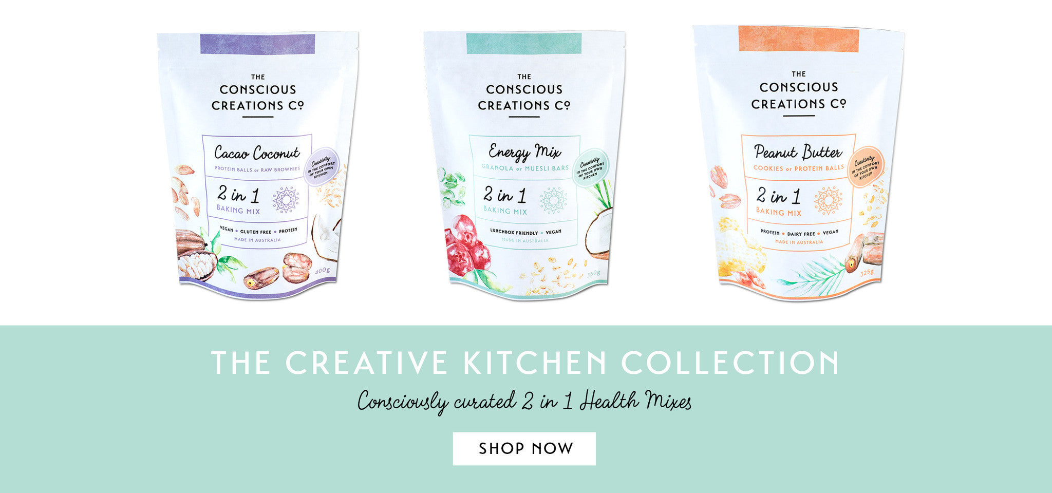 The Conscious Creations Co. Recipes