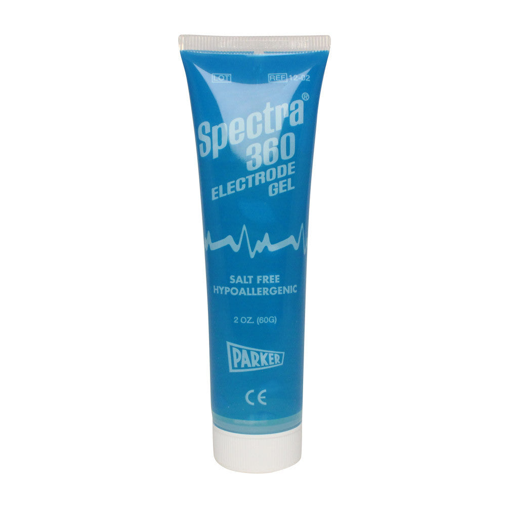 12-02 SPECTRA 360 ELECTRODE GEL 2 OZ TUBE