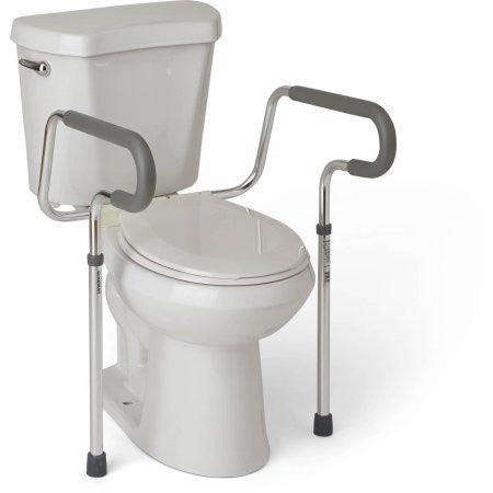 TOILET SAFETY FRAME WITH ARMS - G30300