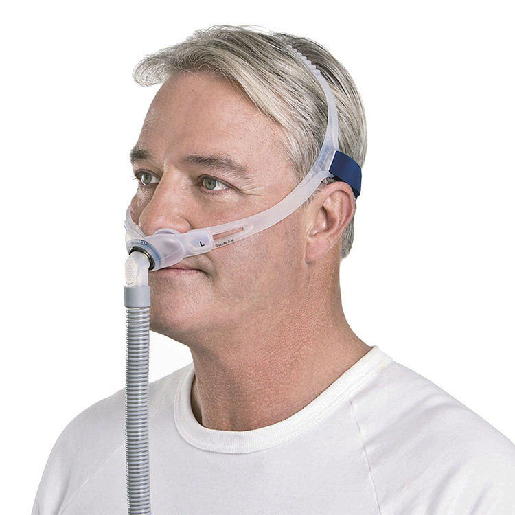 SWIFT FX NASAL PILLOWS SYSTEM (SMALL, MEDIUM, LARGE) - 61500