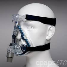 MIRAGE QUATTRO FULL FACE MASK COMPLETE SYSTEM