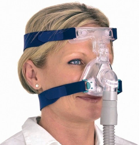 16577 ULTRA MIRAGE II NASAL MASK COMPLETE SYSTEM-SHALLOW WIDE