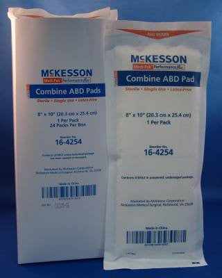16-4254 ABD / Performance Plus Cellulose Tissue / NonWoven Outer Fabric 8 X 10