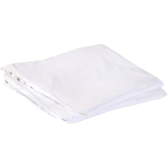 MATTRESS COVER, ZIPPERED PLASTIC, FULL - 554-8069-1951