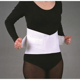 3245WHI Scott Specialties All-elastic Back Support Large 36