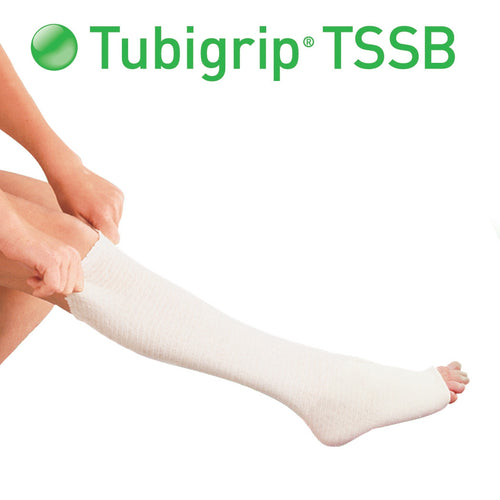 1473-03 TUBIGRIP BNDG BELOW KNEE, NATURAL, MEDIUM, MOLNLYCKE
