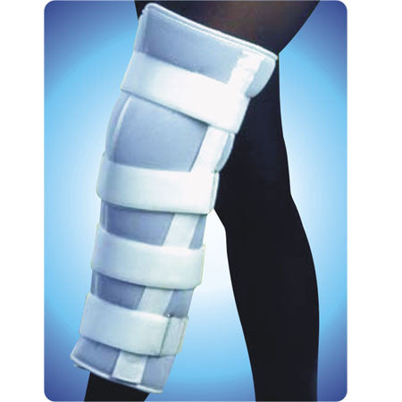 7528 KNEE IMMOBILIZER  WITH HOOK & LOOP