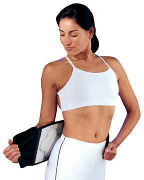 Lumbar Support ComfortForm™ X-Large Compression Straps 38 - 42 Inch Unisex - 79-89358