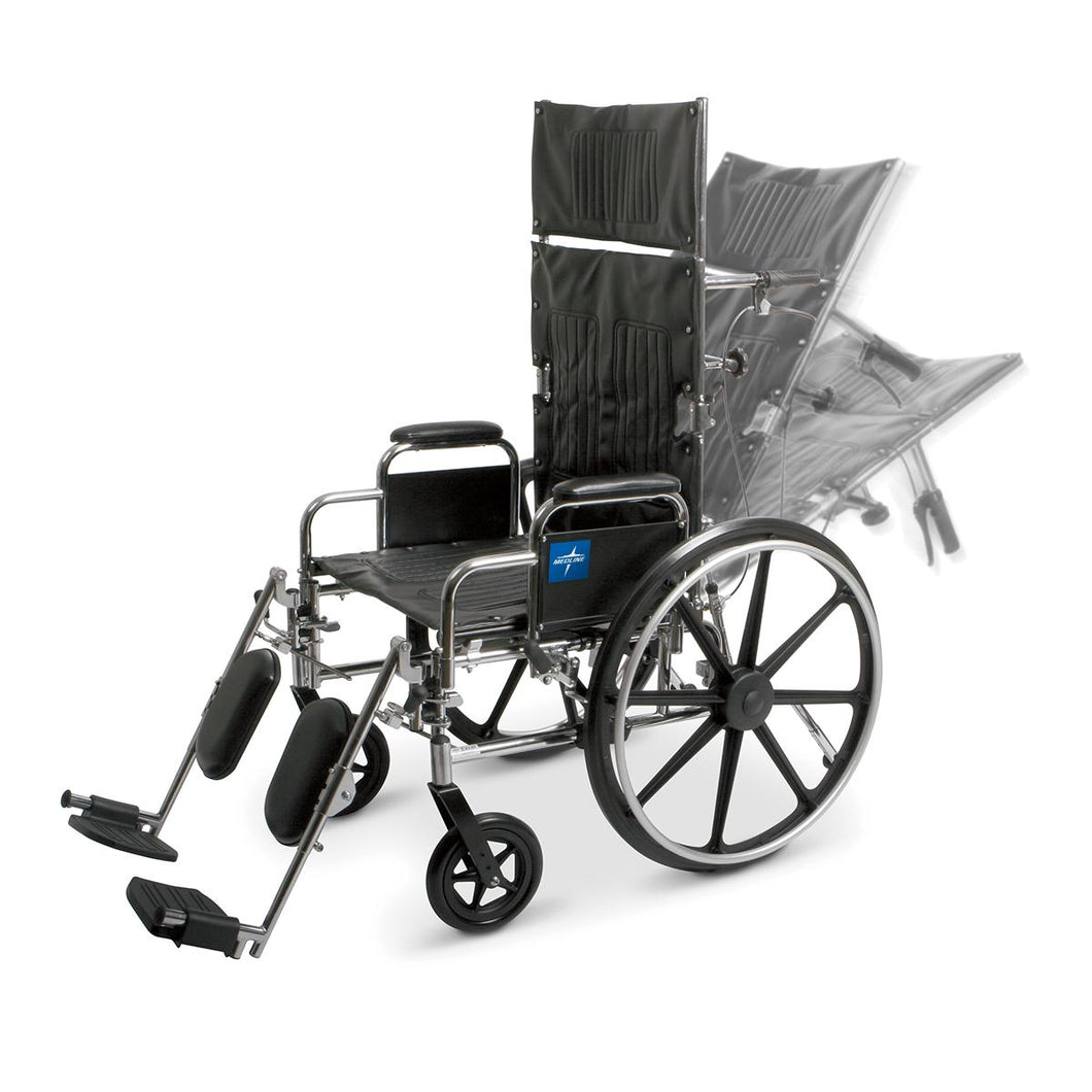 Reclining Wheelchair 22