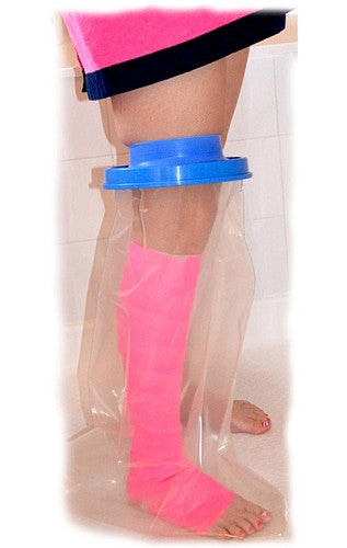 CAST AND BANDAGE PROTECTOR - LEG ADULT - 97512